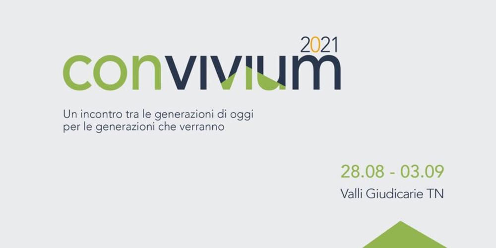 Bando per l'assegnazione di tre premi per partecipare a Convivium 2021